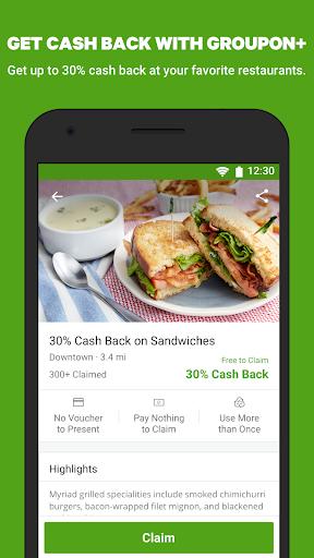 Groupon - Shop Deals, Discounts & Coupons screenshot 4