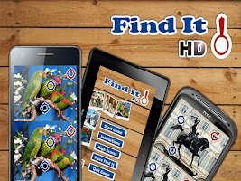 Screenshot of Find it HD - Find Difference