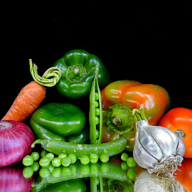 veg mix by Asif Bora - Food & Drink Fruits & Vegetables