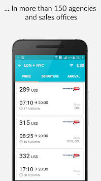 Cheap Flights & Airline Ticket APK screenshot thumbnail 2