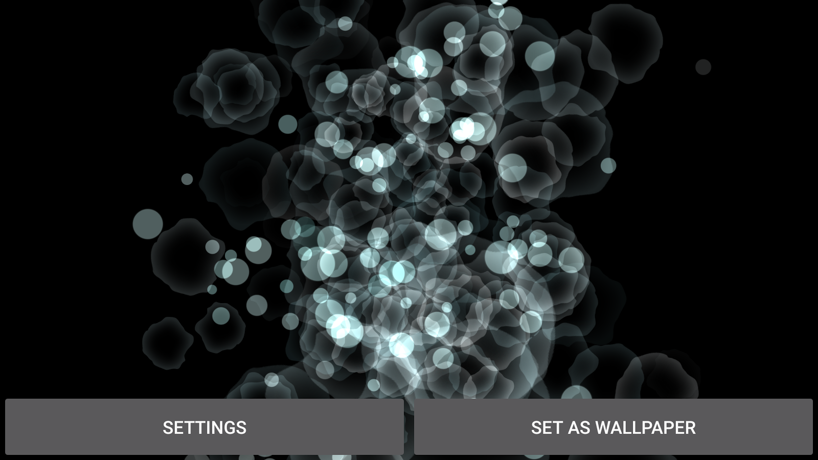 Abstract Particles Wallpaper Screenshot 14
