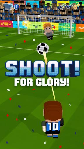 Blocky Soccer screenshot 3