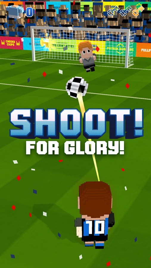 Blocky Soccer Screenshot 3