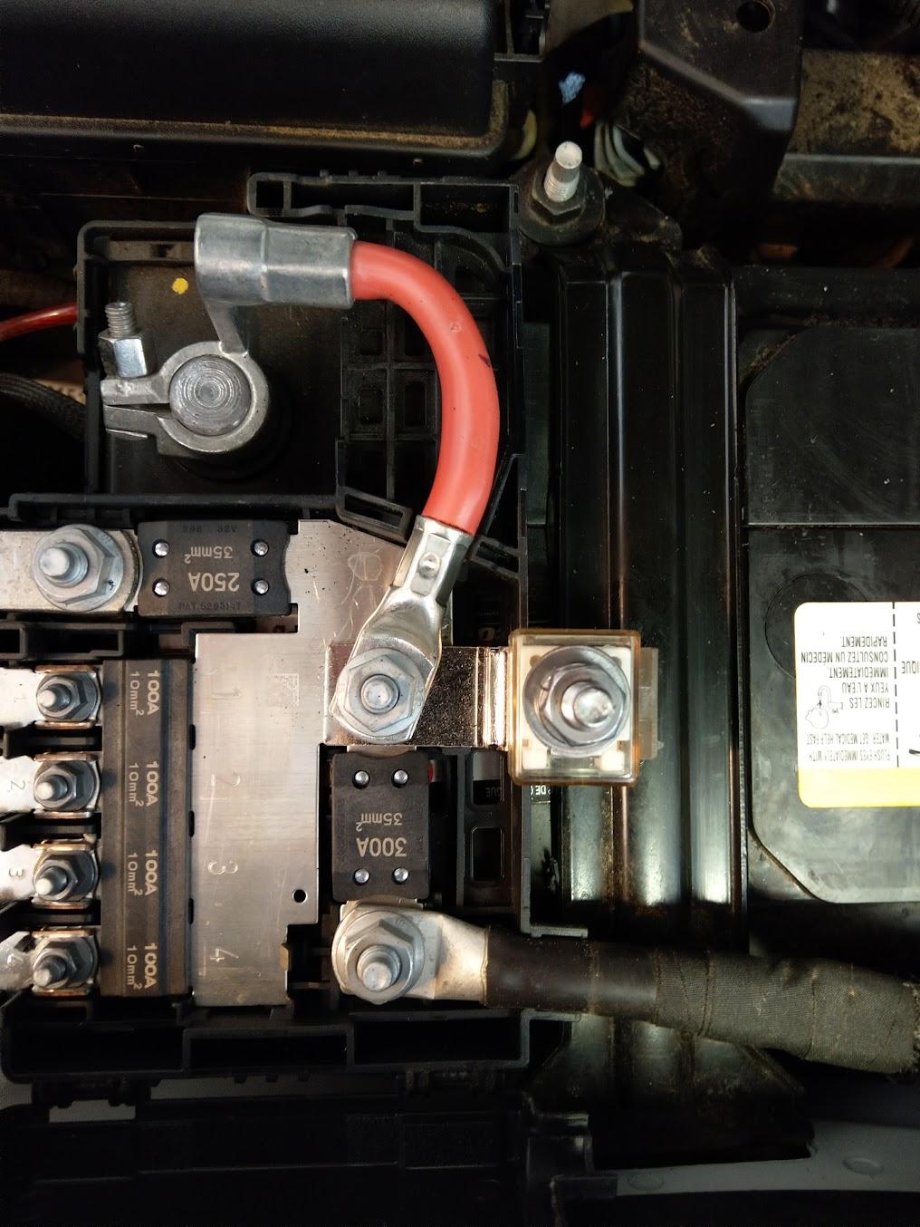 Winch Wiring Install