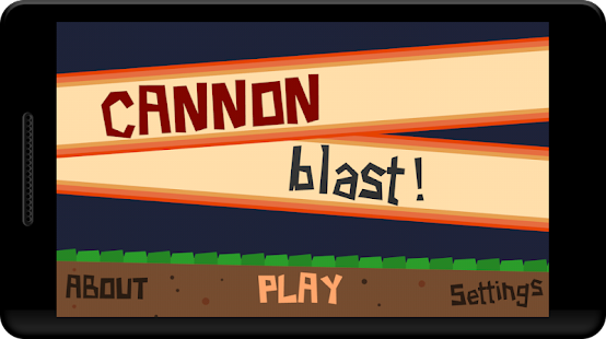 Cannon Blast - screenshot