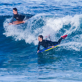 Surfing17 by Mark Holden - Sports & Fitness Surfing