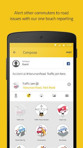 Traffline: Traffic & Parking screenshot 7