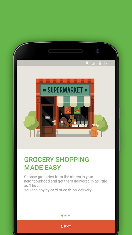 HappyFresh - Grocery Delivery Screenshot