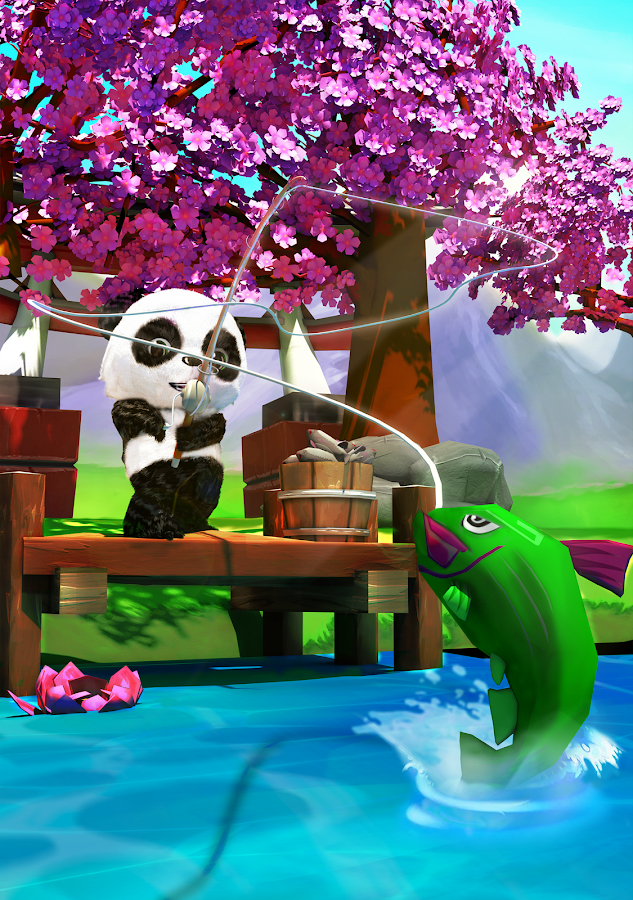Daily Panda : virtual pet Screenshot 9