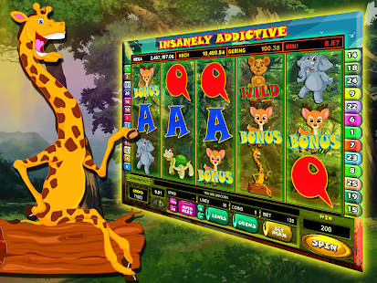 Mega Moolah Slot Screenshot