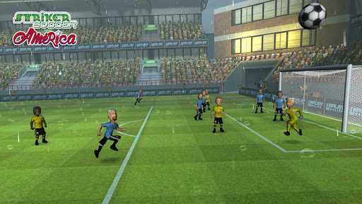 Striker Soccer America 2015 - screenshot