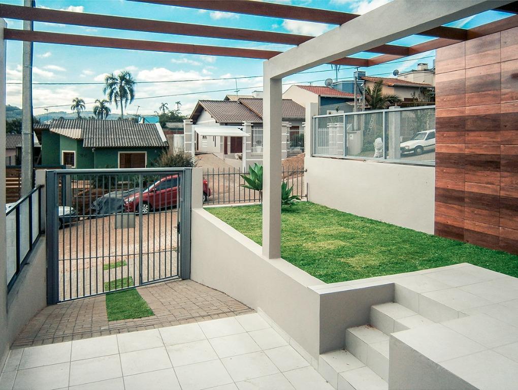 Casa de 2 dormitórios à venda em Solar Do Campo, Campo Bom - RS