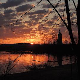 by Karrie Martell - Landscapes Sunsets & Sunrises