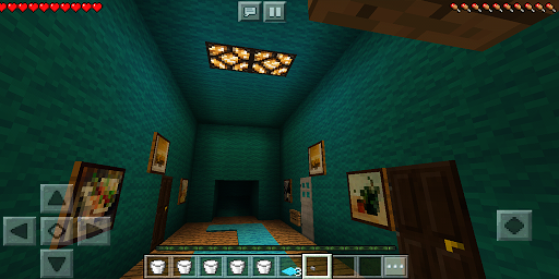 Hello, Neighbor. Map for MCPE For PC