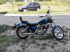 продам мотоцикл в ПМР Yamaha XV 250