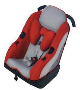 "Автокресло-коляска "" Sit-N-Stroll car seat"", красный"