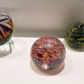 Trio 2 by Lenora Popa - Artistic Objects Furniture ( glass art, macro, colors, glass, miniature )
