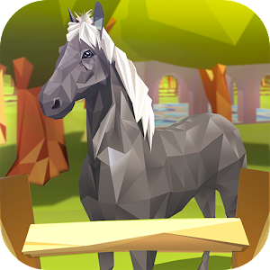 My Little Horse Farm - try a herd life simulator!