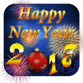 Free Happy New Year 2017 3D Theme APK for Windows 8