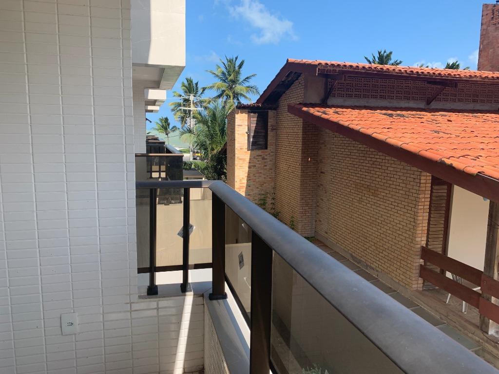 Apartamento com 2 dormitórios para alugar, 59 m² por R$ 1.300/mês - Intermares - Cabedelo/PB