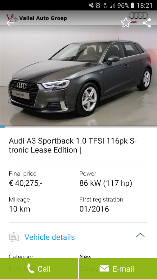 Auto Trader Screenshot 1