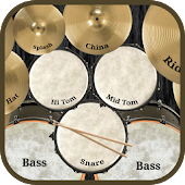 Download Drum kit (Drums) free APK for Laptop