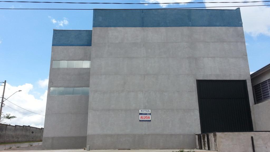 Galpão  industrial locação - Cotia