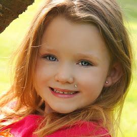 Movie Star by Cheryl Korotky - Babies & Children Child Portraits