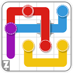 Color Path Challenge Icon