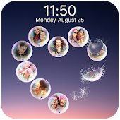 lock screen - love APK for Bluestacks