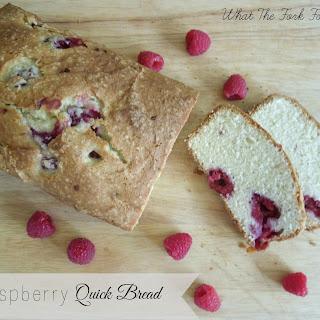 Raspberry Quick Bread Recipes