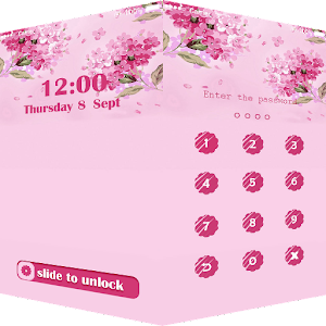AppLock Flower