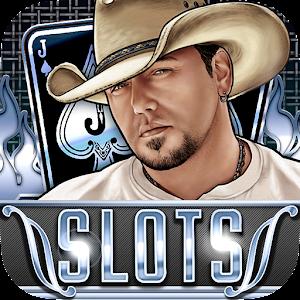 Cover art Jason Aldean Slot Machines