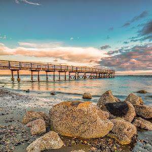 IMGL7362 edited,ocean,water,pier,bolders,rocks,sky,nature,clouds,.jpg