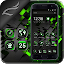 Download Black Technology Theme APK
