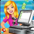 Supermarket Cash Register Sim APK for Bluestacks
