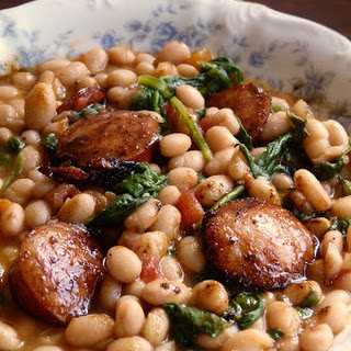 White Beans Spinach Recipes