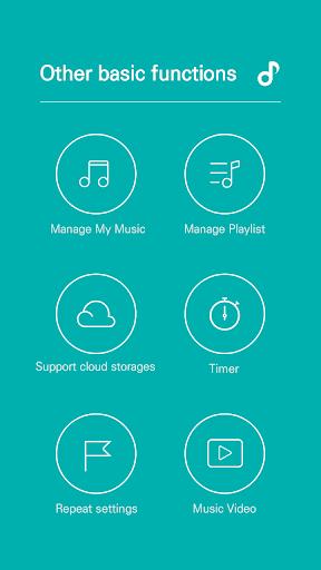 GOM Audio - Music, Sync lyrics, Podcast, Streaming screenshot 6