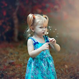 Alone by Rubens Kroeger - Babies & Children Child Portraits