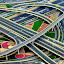 Net by Tomasz Budziak - Transportation Roads ( uae, asia, transportation, roads,  )