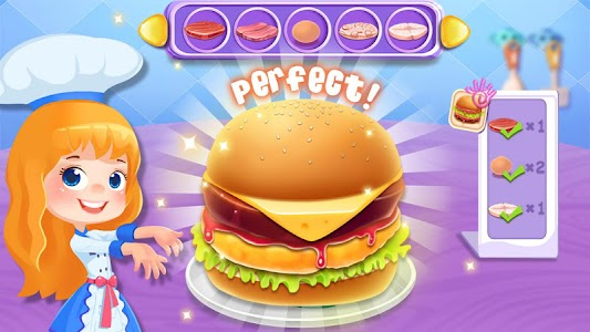 Burger Shop - Kids Cooking 이미지[3]