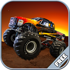 Download Monster Jumping Truck For PC Windows and Mac