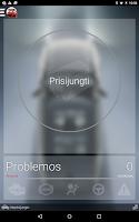 Screenshot of OBDII car diagnostics OBD OBD2