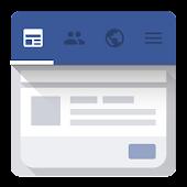 Swipe for Facebook APK for Bluestacks