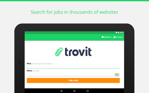 Find job offers - Trovit Jobs screenshot 9