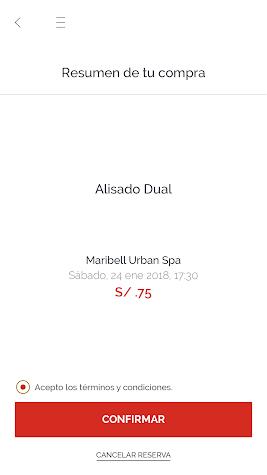 Maribell Urban Spa Screenshot
