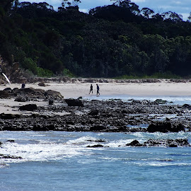 Mallacoota by Sarah Harding - Novices Only Landscapes ( novices only, summer, sea, beach, landscape )