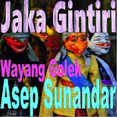 Free Download Wayang Golek Asep Sunandar: Jaka Gintiri Offline APK for Samsung