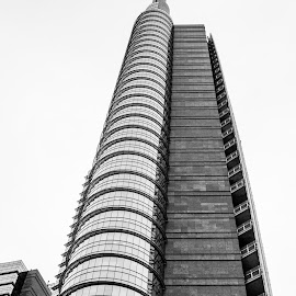 Milan by Andrew Moore - Black & White Buildings & Architecture