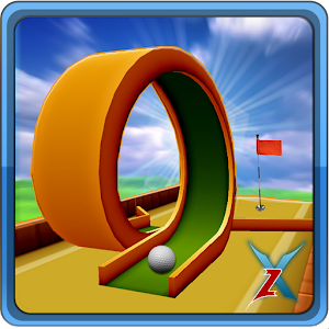 Cover art Retro Mini Golf Master Pro